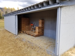 Storage to our shotgun building.jpg