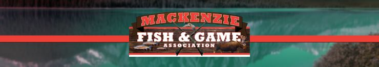 Mackenzie Fish and Game Association Logo